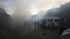 Un ataque terrorista deja 25 civiles muertos y 13 heridos en Siria