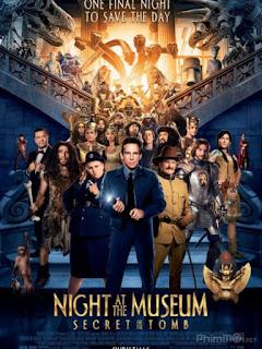 Đêm ở viện bảo tàng 3: Bí mật hầm mộ - Night at the Museum: Secret of the Tomb (2014) | Full HD VietSub