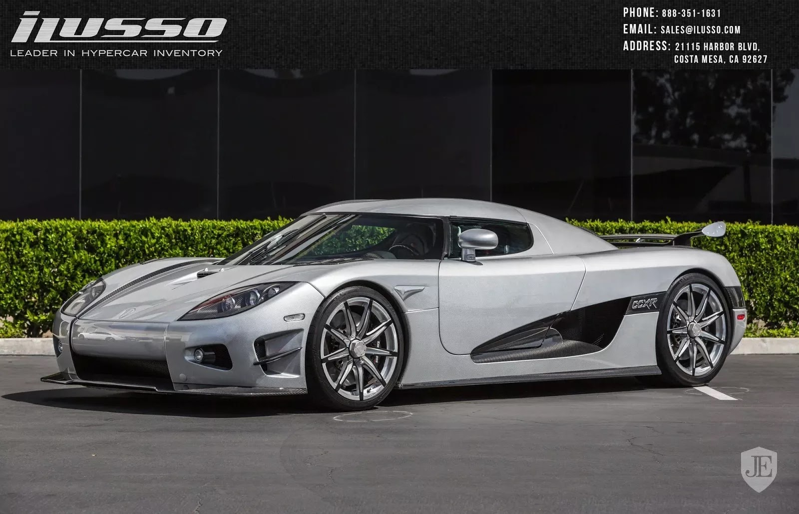 Mayweather's Old Koenigsegg CCXR Trevita For Sale Again | Carscoops