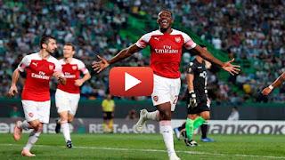 Xem lại trận đấu - Video quay lại trận: Sporting CP vs Arsenal 23h55, 25/10