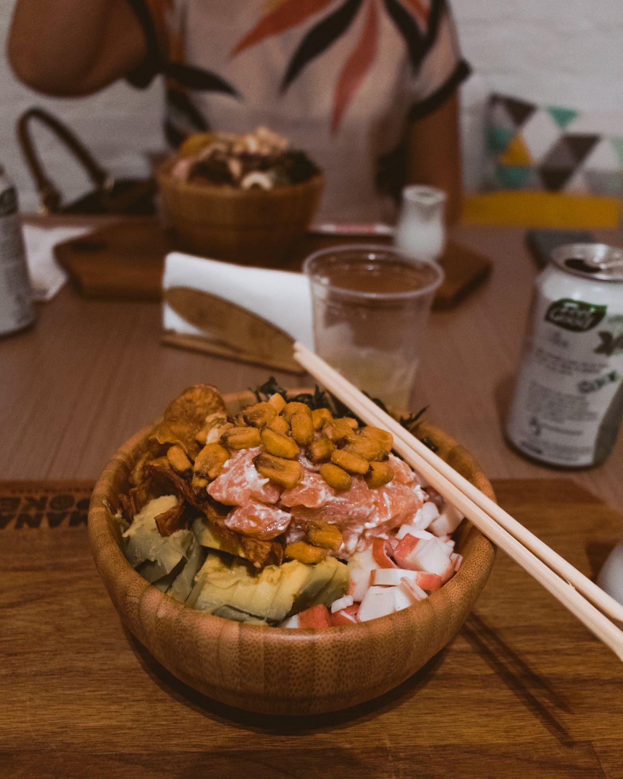 Mana Poke | Campinas - SP bowl pronto