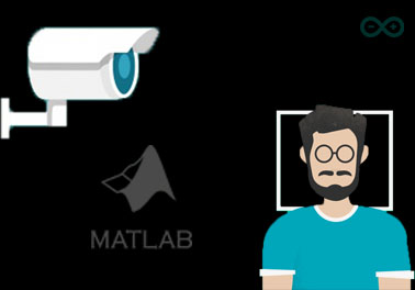 Interfacing of Matlab with Arduino for face detection and Tracking Algorithm using Serial Communicatio