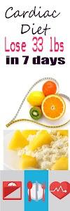 Cardiac Diet - Lose 10lbs in 3 days