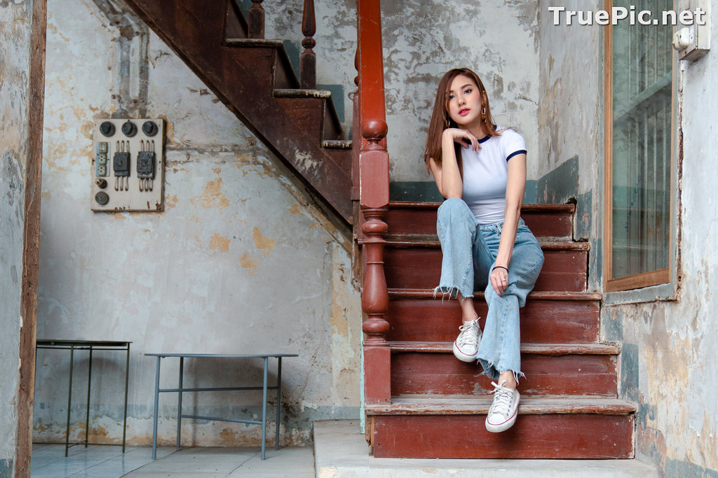 Image Thailand Model - Mynn Sriratampai (Mynn) - Beautiful Picture 2021 Collection - TruePic.net - Picture-85