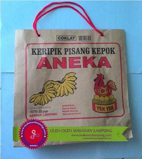 Keripik Lampung Aneka adalah Jenis Keripik Lampung