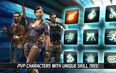 Unkilled Mod v1.0.6 Apk + OBB Data PlayOnline Free Download