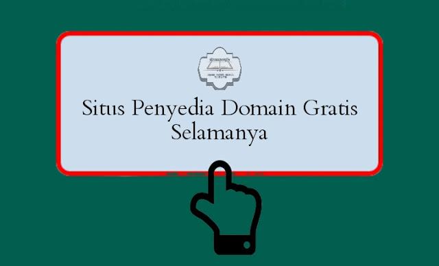 Kumpulan domain gratis selamanya