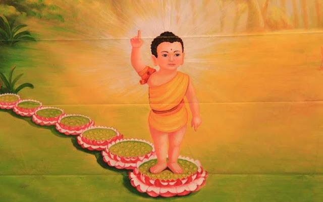 Sự tích Đức Phật đản sinh và lý giải những điềm cát tường trong ngày này