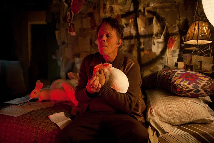 кадр из фильма Семь психопатов, Том Уэйтс