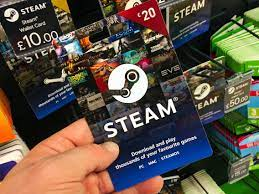 Sell Steam Gift Cards Fast