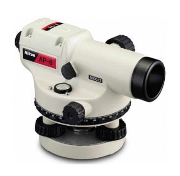 Jual Automatic Level Waterpass Nikon AP-8 Jakarta : Keunggulan, Spesifikasi dan Kelengkapannya