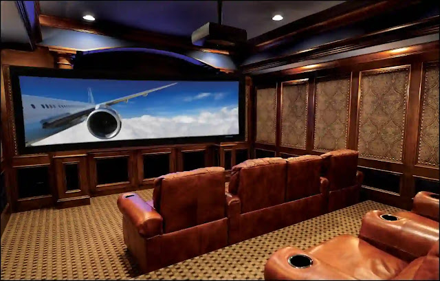 تصميم منازل داخلي,سينما المنزل ,ديكور لمشاهدة التلفاز,تصميم داخلي للفلل, ديكورات, تصميم ديكور صاله, ديكور تلفاز