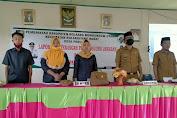 Meski Molor, Pemdes Desa Paku Sampaikan LPPD Dan LKPJ Tahun 2020
