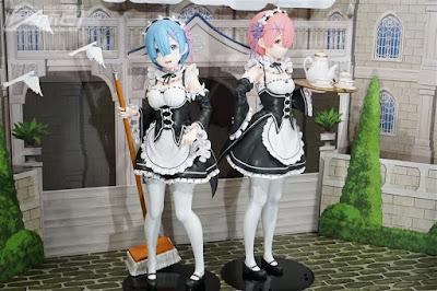 Re:Zero kara Hajimeru Isekai Seikatsu – Ram & Rem