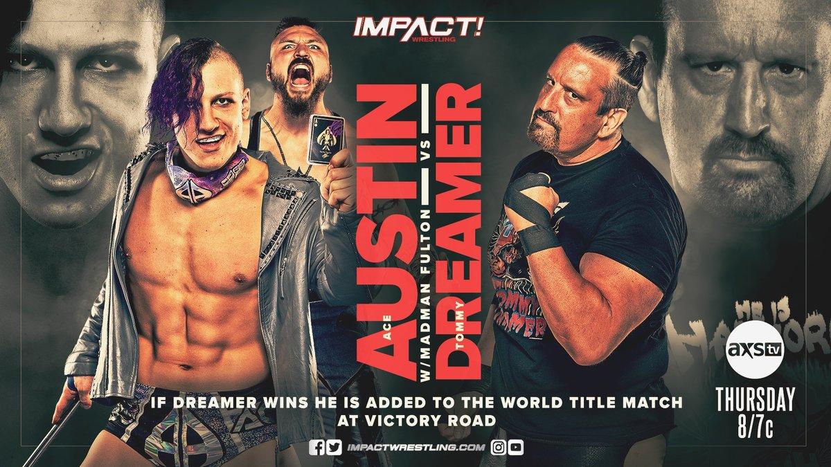 Cobertura: IMPACT Wrestling (02/09/2021) – Defendendo o que é meu!