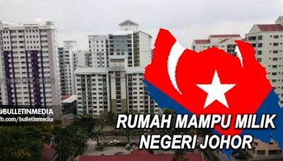Permohonan Rumah Mampu Milik Negeri Johor Online