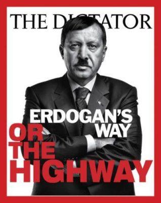 Δικτατορία Ερντογάν: Φίμωτρο τώρα και στο Κοινοβούλιο!