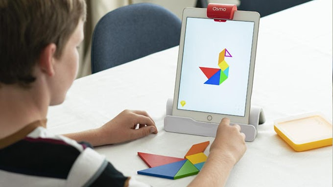 Osmo, Permainan Pendidikan Berasaskan AI untuk Kanak-kanak