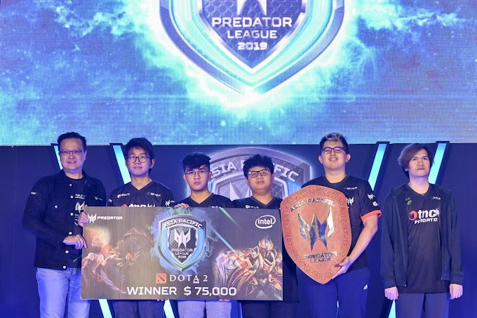 Predator Confirms Philippines as Host of Asia-Pacific Predator League eSports Tournament in 2020