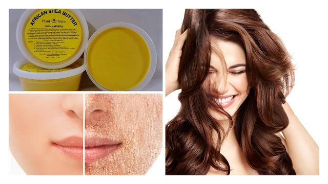 La shea butter sirve para hidratar tu piel y cabello