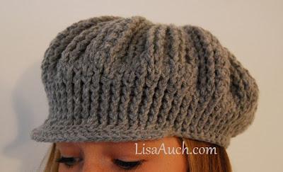 womans free crochet hat pattern