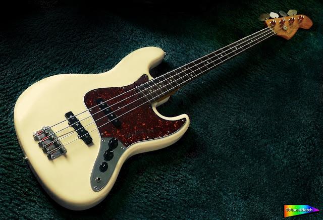 Fender Japan Vintage Jazz Bass