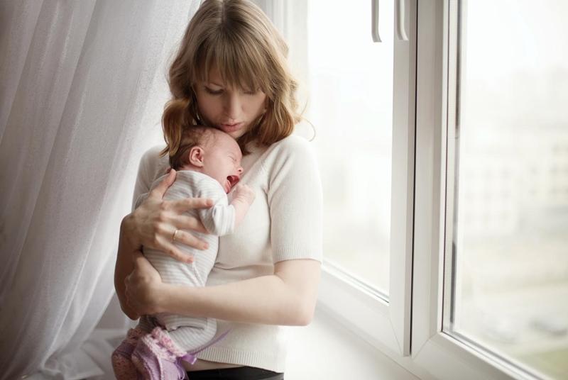 Annelerin sadece %16'sı lohusalık depresyonunda