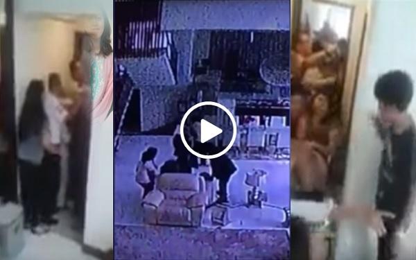 Video : Rakaman Saat Mangsa Bunuh 6 Sekeluarga DiSumbat Dalam Tandas