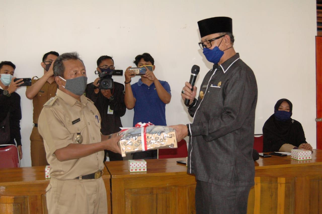 H. Juramadi Esram Lakukan Kunjungan Silaturahmi Ke Kecamatan Selayar