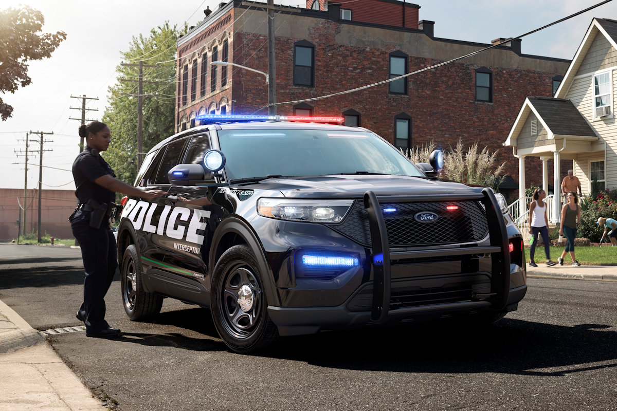 Ford Shows Off All-New 2020 Explorer...But as Police Version First | Philippine Car News, Car ...