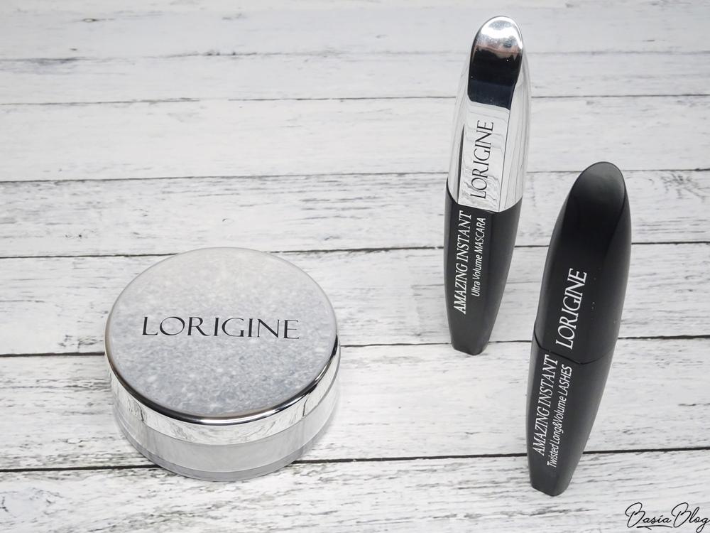 Lorigine, Be Perfect, HD Mineral Powder, translucentny puder utrwalająco-matujący, puder HD Lorigine, Tusze Lorigine: Ultra Volume oraz Twisted Long&Volume, tusz Lorigine recenzja blog