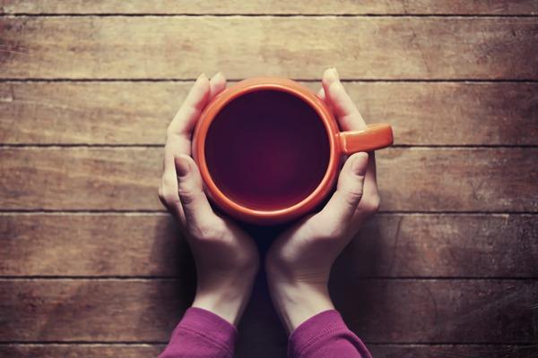 grávida não pode tomar chá