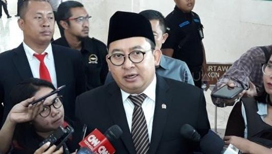 Fadli Zon Dorong Bentuk Pansus Pemindahan Ibu Kota