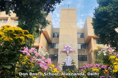 Don Bosco School, Alaknanda, Delhi