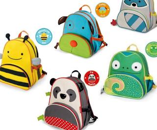 Tips Memilih Tas Sekolah Anak dari Skip Hop