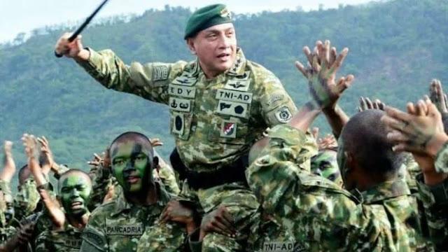 Kok Bisa, Jenderal Bintang 3 TNI Bikin Pengakuan di Depan Tukang Becak