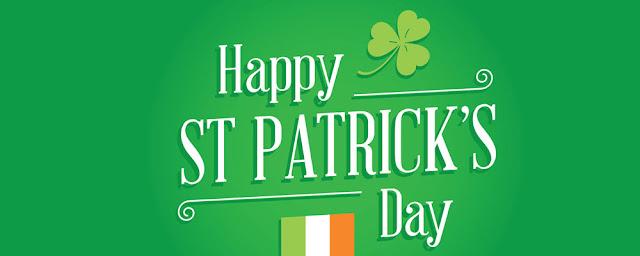 Irish St Patrick's day