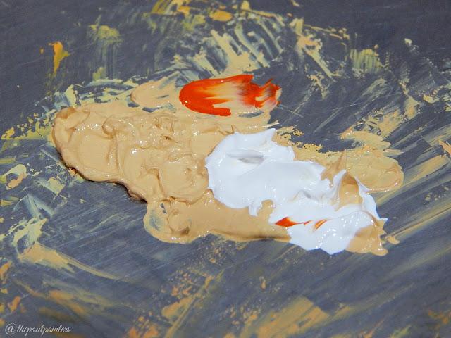 Artiste Palette Acrylic Colours Colour Theory
