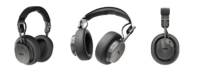 House Of Marley Exodus ANC Redefines Active Noise Cancellation With Sustainable Material Design