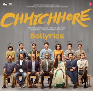 Khairiyat lyrics | Chhichhore | Arijit Singh