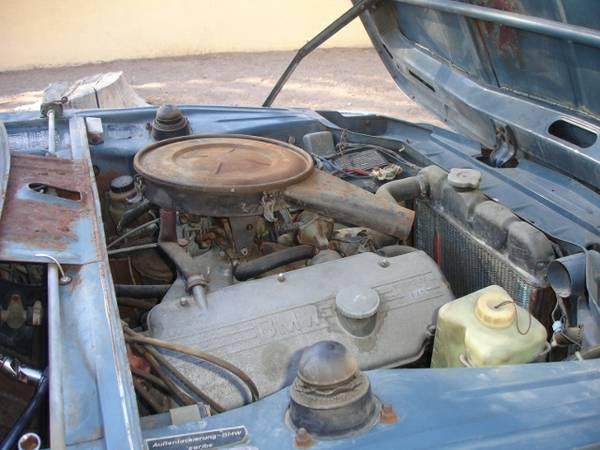1968 BMW 02 Series Motor
