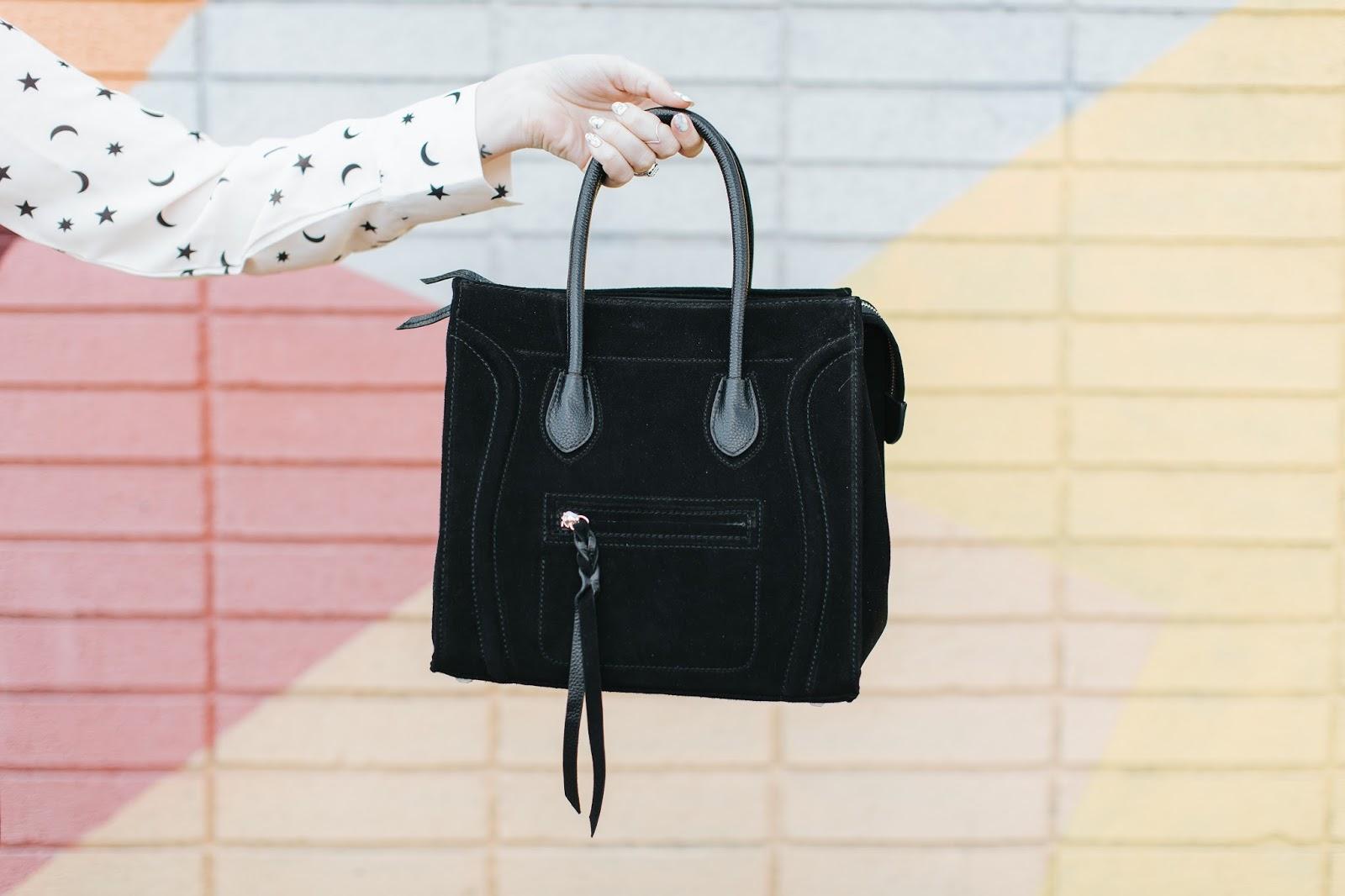 Baginc, Black Bag, Whitney Bag