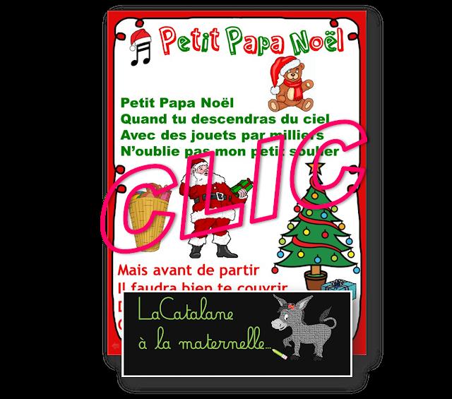 Petit Papa Noël (LaCatalane)