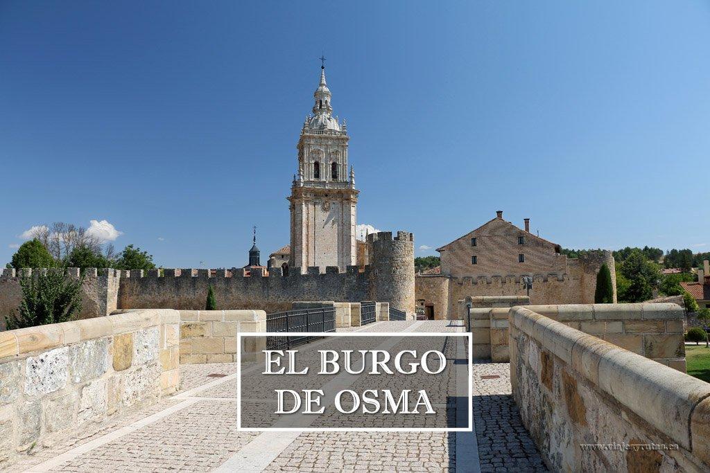 El Burgo de Osma, sede episcopal soriana