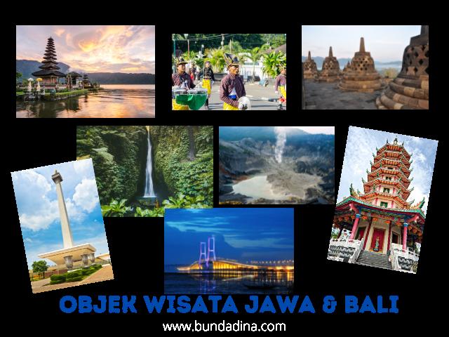Wisata Jawa Bali