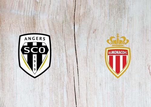 Angers SCO vs Monaco -Highlights 14 December 2019