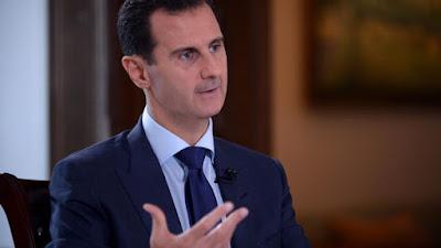الرئيس السورى بشار الاسد