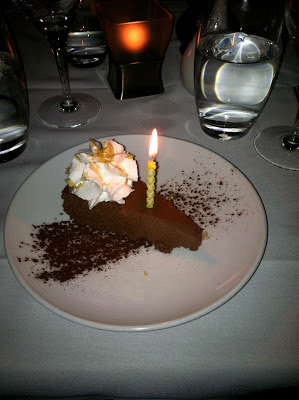 Death by Chocolate Cake True Bistro