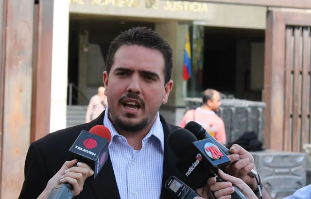 Stalin González puede ser el próximo presidente (e)