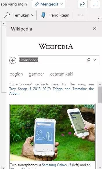 Cara Menambahkan Add-in Wikipedia ke Microsoft Word & Excel-1